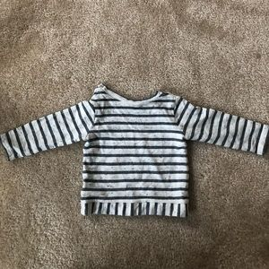 NWOT Tucker + Tate Long Sleeve Striped Shirt!